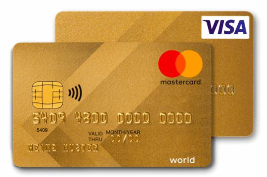 Carte Bancaire Black Gold.Gold Mastercard Ou Visa Premier 1 Seul Gagnant Meilleure