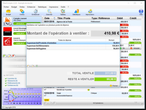 logiciel gestion finance personnelle gratuit mac