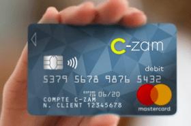 Carte C Zam Mineur.Top 13 Comptes Sans Banque Avec Rib France 2020