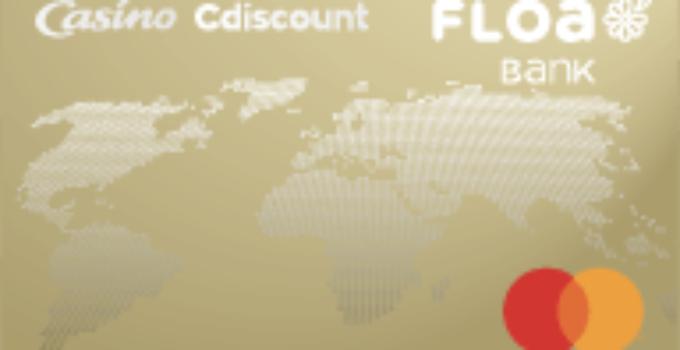 [AVIS 2021] Carte Gold Mastercard Banque Casino
