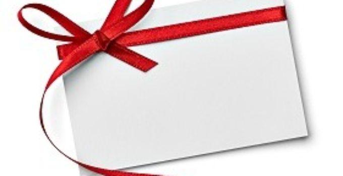 Payer en Chèque Cadeau Sur Internet[2021]